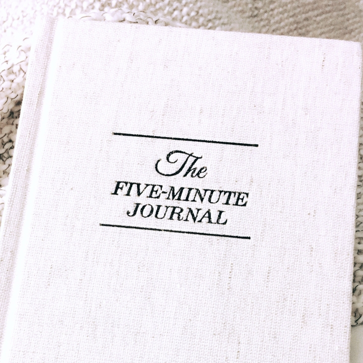 How The Five Minute Journal Improved My Happiness