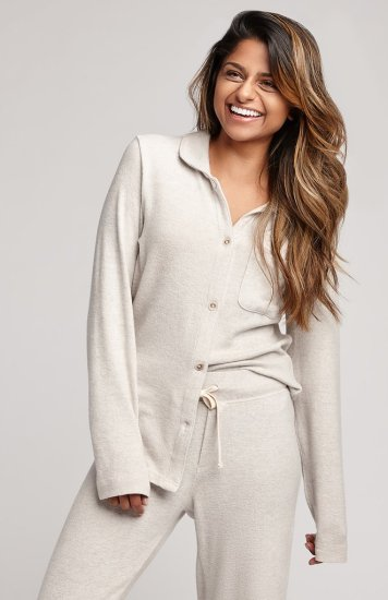 The Back in Bed Loungewear Set